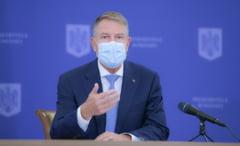 Klaus Iohannis a discutat cu liderii UE despre protocoalele de testare si vaccinul Covid-19