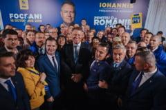 Klaus Iohannis a explicat la Focsani ce inseamna o Romanie normala