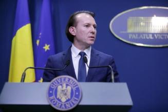 Klaus Iohannis a semnat decretul pentru desemnarea lui Florin Citu in functia de prim-ministru