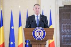 Klaus Iohannis a sesizat CCR asupra legii privind transmiterea unui imobil in domeniul public al Odobesti din judetul Vrancea