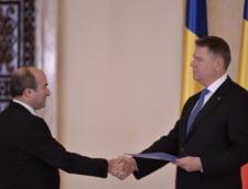 Klaus Iohannis afirma ca nu a creat niciun conflict institutional, pentru ca nu a vrut sa o revoce pe Kovesi