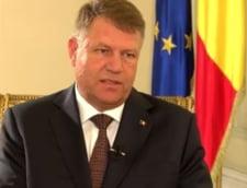 Klaus Iohannis anunta ca va ataca la CCR modificarile la Codul Penal (Video)