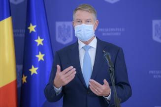 """Klaus Iohannis califica drept """"atroce"""" atacul terorist din Viena: """"Romania se solidarizeaza cu Austria"""""""