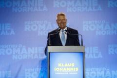 Klaus Iohannis castiga Focsaniul. Ce procent a reusit sa obtina PNL in municipiul condus de PSD