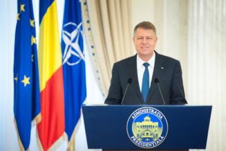 Klaus Iohannis cere in instanta anularea raportului ANI