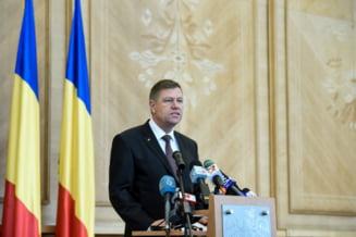Klaus Iohannis condamna atacurile teroriste de la Copenhaga (Video)