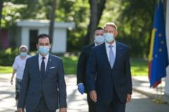 """Klaus Iohannis condamna trecerea unor primari PSD la PNL: """"Traseismul politic e o boala grava a societatii romanesti"""""""