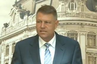 Klaus Iohannis demisioneaza de la conducerea PNL (Video)
