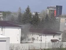 Klaus Iohannis despre incendiul de la spitalul de Psihiatrie Slatina: Pompierii intra sa caute pacientii, trebuie o reforma a Sanatatii