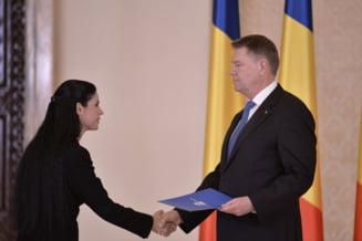 Klaus Iohannis e obligat sa o revoce pe Ana Birchall de la Justitie. Cum motiveaza CCR