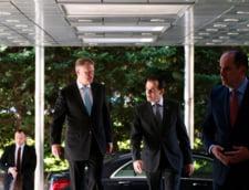 Klaus Iohannis i-a chemat la Cotroceni pe Ludovic Orban, Florin Citu si Bogdan Aurescu