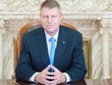 Klaus Iohannis i-a decorat pe gimnastii medaliati la Campionatul European de la Cluj