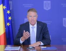 """Klaus Iohannis ia in calcul varianta alegerilor anticipate: """"N-am convingerea ca prima runda de negocieri va cristaliza lucrurile"""""""
