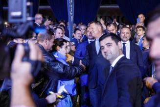 Klaus Iohannis ii indeamna pe romani sa mearga duminica la vot