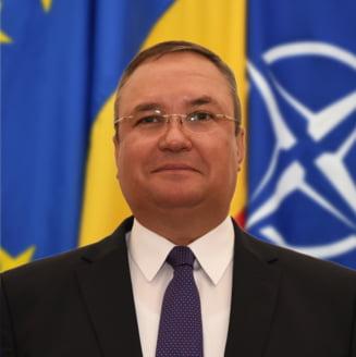 Klaus Iohannis l-a desemnat pe Nicolae Ciuca prim-ministrul interimar in locul lui Ludovic Orban UPDATE