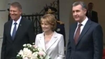 Klaus Iohannis l-a invitat pe regele Mihai la investitura sa