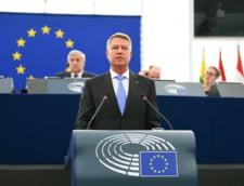 Klaus Iohannis merge, joi si vineri, la Bruxelles
