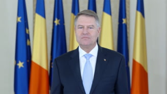 Klaus Iohannis nu vrea presedintia Consiliului European: Mai sunt multe de facut