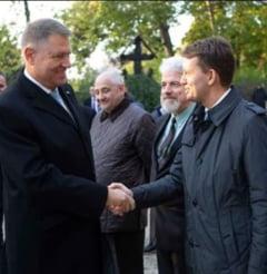 Klaus Iohannis participa miercuri si joi la Congresul PPE. Siegfried Muresan candideaza pentru functia de vicepresedinte