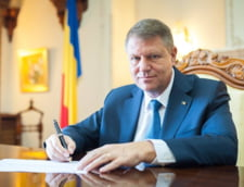 Klaus Iohannis prezinta Parlamentului Strategia Nationala de Aparare