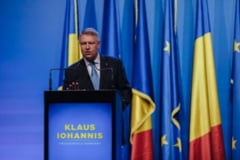 Klaus Iohannis promoveaza educatia, sanatatea si bunastarea economica