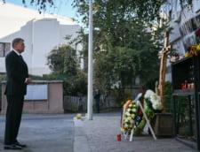 Klaus Iohannis reculegere 3 ani Colectiv
