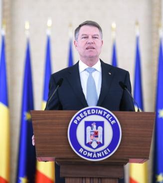 Klaus Iohannis retrimite Legea bugetului in Parlament