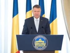 Klaus Iohannis retrimite la reexaminare Legea darii in plata