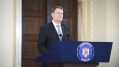 Klaus Iohannis s-a intalnit cu Sorin Grindeanu, nominalizat pentru functia de premier UPDATE