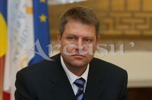 Klaus Iohannis se va adresa in fata plenului reunit al Parlamentului