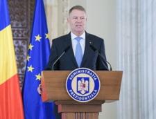 Klaus Iohannis sesizeaza la CCR modificarile privind organizarea si functionarea Curtii de Conturi