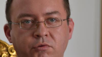 Klaus Iohannis si-a numit consilier un fost ministru din Guvernul Ponta