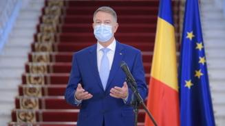 Klaus Iohannis va vizita pe 29 decembrie Republica Moldova, la invitatia Maiei Sandu