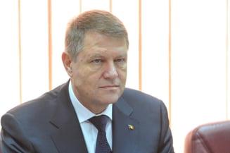 Klaus Iohannis vorbeste in presa germana despre amenintarea Rusiei si reputatia Romaniei