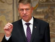 Klaus Iohannis vrea si demisia lui Victor Ponta: Melescanu nu va gasi o solutie