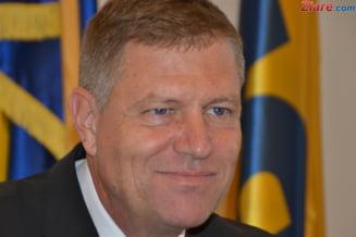 Klaus Iohannis vs ANI: Prima reactie a primarului dupa amanare