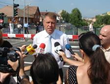 Klaus Johannis: Nu facem aliante pentru alegeri
