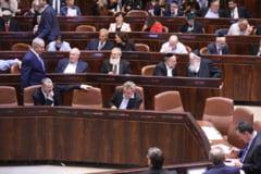 Knessetul a fost dizolvat. Israelul organizeaza noi alegeri, pentru a patra oara in ultimii doi ani