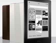 Kobo Aura HD, un e-book reader comparat cu un Porsche