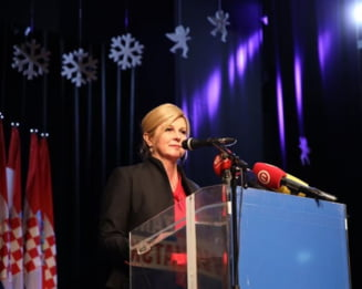 Kolinda Grabar-Kitarovic nu a obtinut al doilea mandat: Noul presedinte al Croatiei va fi social-democratul Zoran Milanovic (Sondaje)
