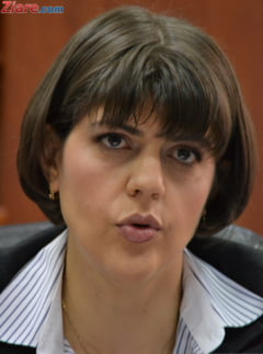 """Kovesi, """"femeia in fata careia tremura Romania"""", laudata in Der Spiegel: In loc de cafea bea lacrimi de corupti"""