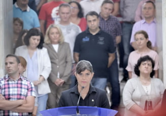 Kovesi: Episodul de azi nu e o infrangere. Coruptia poate fi invinsa. Nu abandonati! (Video)
