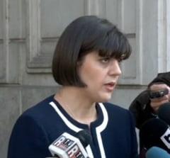 Kovesi: Nu veti gasi dosarele DNA bazate doar pe denunturi. Vasile Blaga nu e urmarit penal (Video)