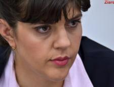 Kovesi: Teza mea e corecta. Nu am fost, nu sunt si nu voi fi prietena cu inculpatul Sebastian Ghita