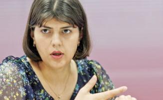 Kovesi: Voi ramane in istorie ca prima femeie procuror general al Romaniei