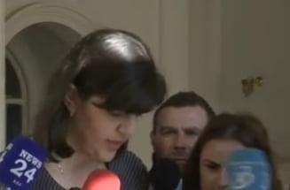 Kovesi, dupa intalnirea cu ministrul Justitiei: Nu mi-a cerut demisia si nu mi-o dau