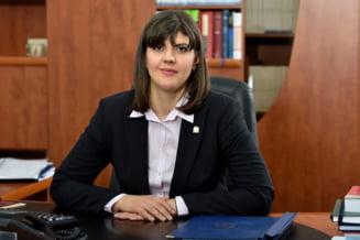 Kovesi, printre femeile onorate de Harvard in 2019