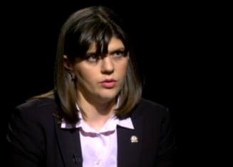 Kovesi, spionata de israelieni: Nu am nicio emotie cu privire la nimic din ce s-ar putea afla