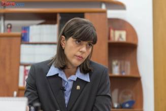 Kovesi a fost audiata la CSM in doua dosare de abatere disciplinara: Nu imi fac apararea public, pe scari