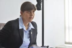 Kovesi a fost reclamata la Ministerul Justitiei, dupa ce a refuzat sa vina la comisia de ancheta